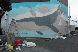 Pangeaseed 2016 Art in progress